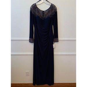 David's Bridal XSCAPE mother-of-the-bride dress